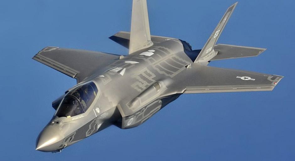 Pierwsze samoloty F-35 dla Polski już 2024 roku?