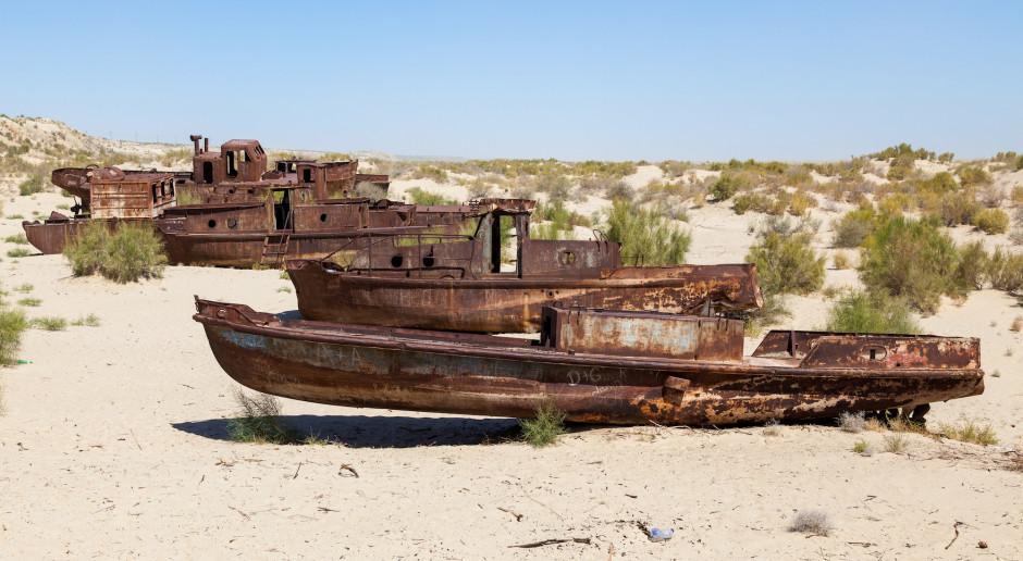#Azjatech: Innowacje z Japonii na ratunek Morzu Aralskiemu
