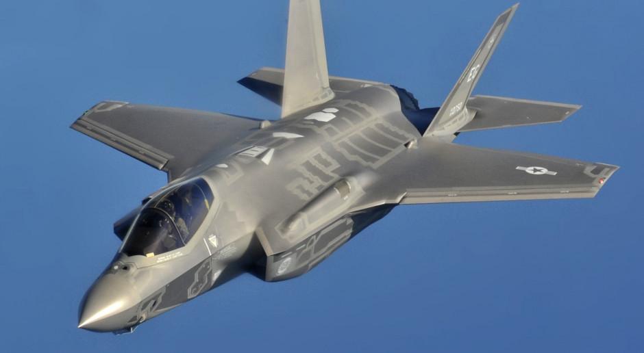 F-35 w Polsce. Cudo techniki za cudownie duże pieniądze