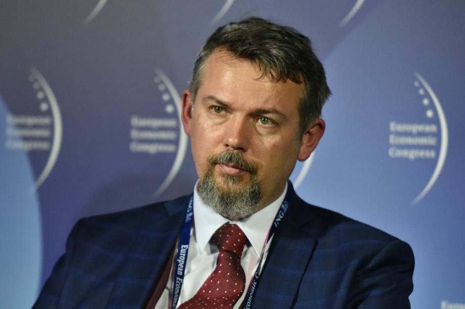 Tomasz Matysik, wiceprezes Polskiej Izby Handlowej w Australii. Fot. PTWP