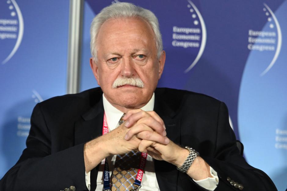 Jan Rudomina, przewodniczący rady dyrektorów Polish American Business Club w Nowym Jorku. Fot. PTWP