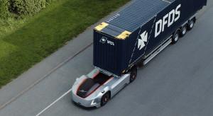 Volvo pokazało w Japonii autonomiczną ciężarówkę