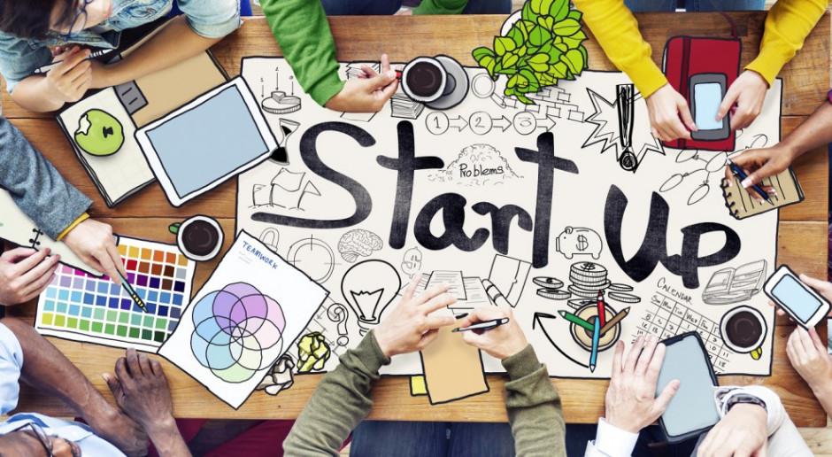 Trwa start-upowa gorączka złota