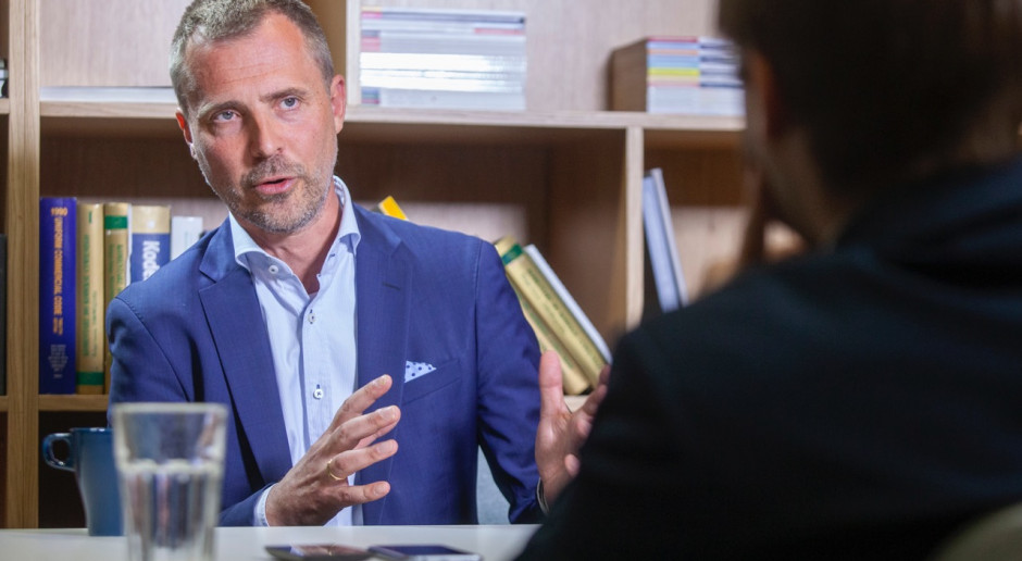 Magnus Persson, fot. PTWP (Paweł Pawłowski)