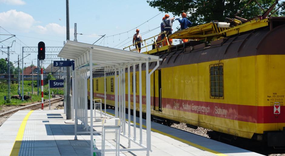 Coraz bliżej ukończenia przebudowy linii kolejowej Kraków-Zakopane