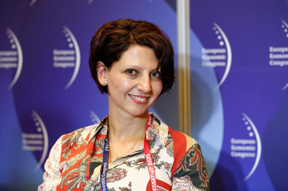 Diana Dołęga Business Development Manager z Jagiellońskiego Centrum Innowacji, Life Science Park. Fot. PTWP