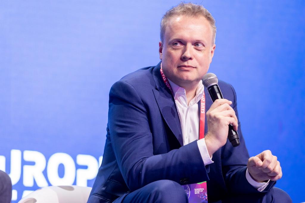 Michał Bolesławski, wiceprezes zarządu, ING Bank Śląski SA (fot. PTWP)