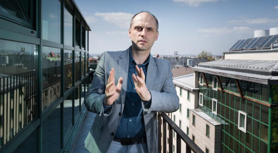Przemysław Zakrzewski, ABB: przedsiębiorcom brakuje całościowej wizji rozwoju w cyfrowym świecie