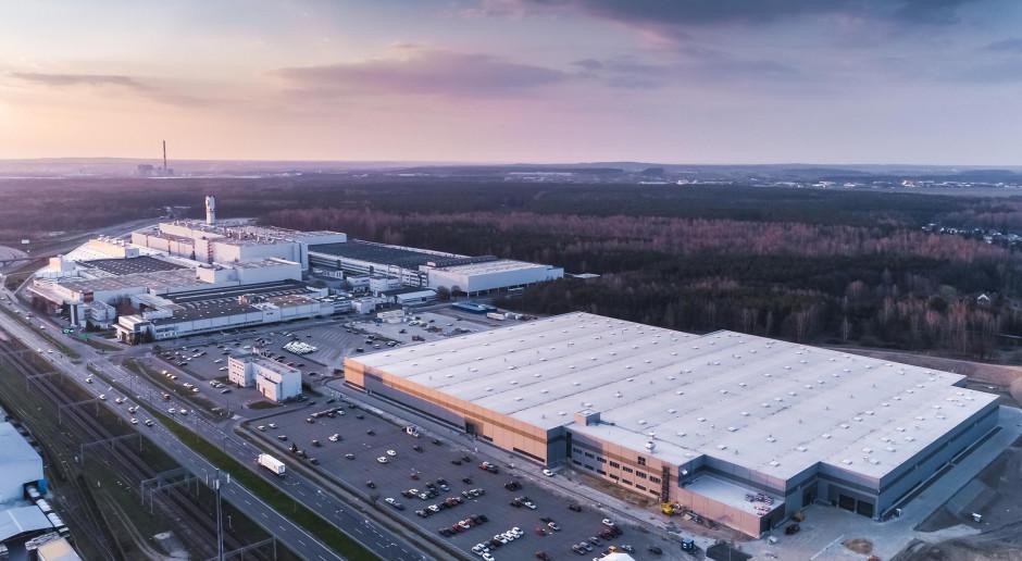 Eiffage: nowa hala dla Volkswagen Poznań w Antoninku