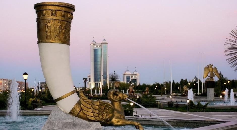 #TydzieńwAzji. Niemcy inwestują w przyszłość Turkmenistanu
