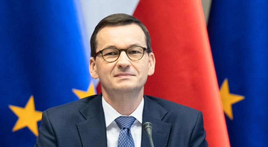Morawiecki: Zagrożenie dla wolnego świata płynie nie tylko z Moskwy, lecz także z Pekinu