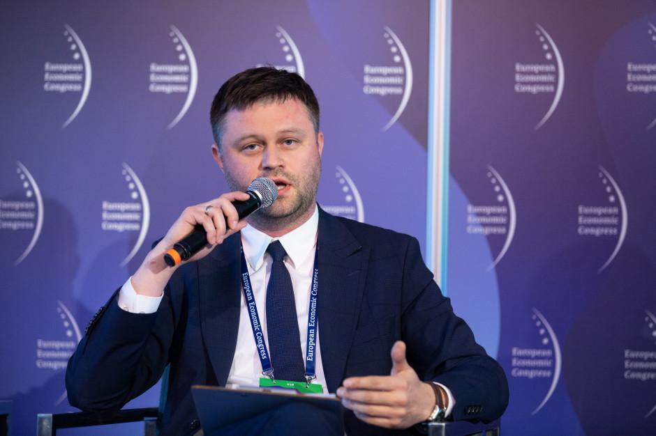 Radosław Stojek, wiceprezes Matex Controls, spółki z grupa Dalkia