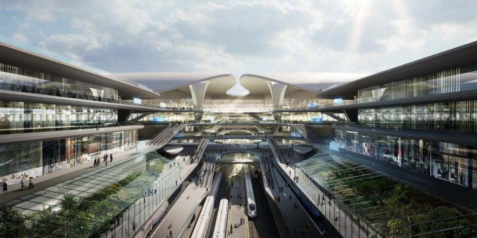 Koncepcja autorstwa Zaha Hadid Architects (Fot. mat. pras.)