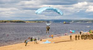 Nowa dywizja zmotoryzowana w obwodzie kaliningradzkim w 2021 r.