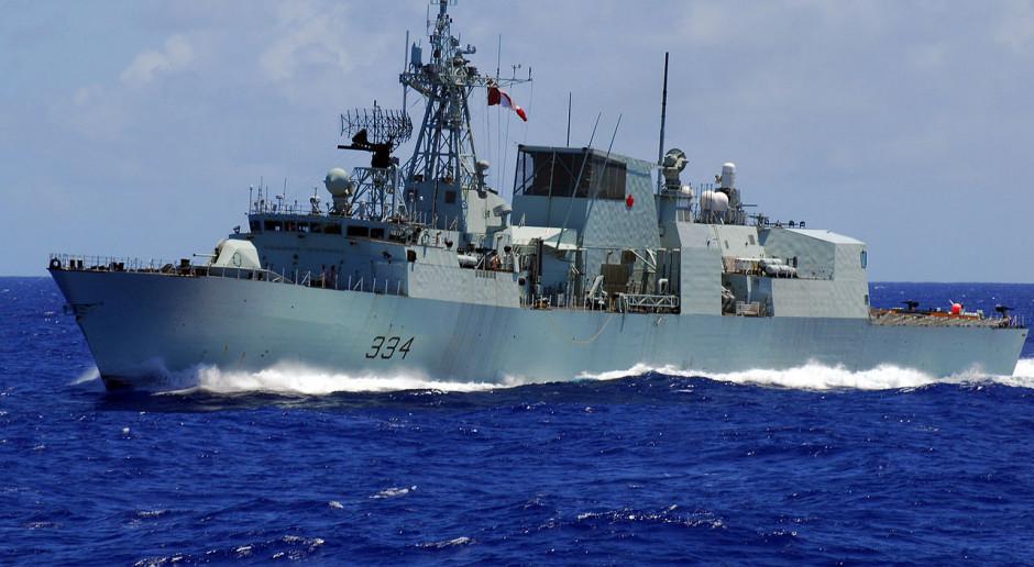 Chińczycy potwierdzają: kanadyjskie okręty przepłynęły przez Cieśninę Tajwańską