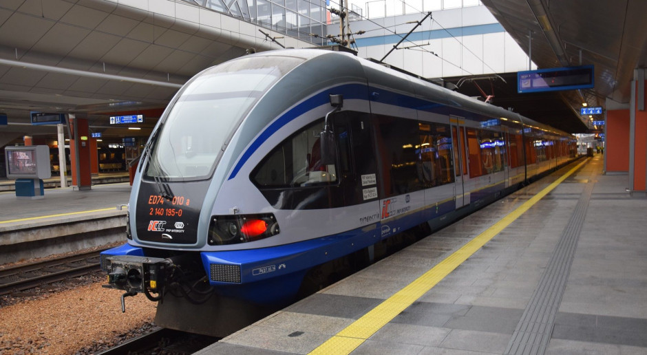 PKP Intercity ma umowy na tabor wartości 5 mld zł