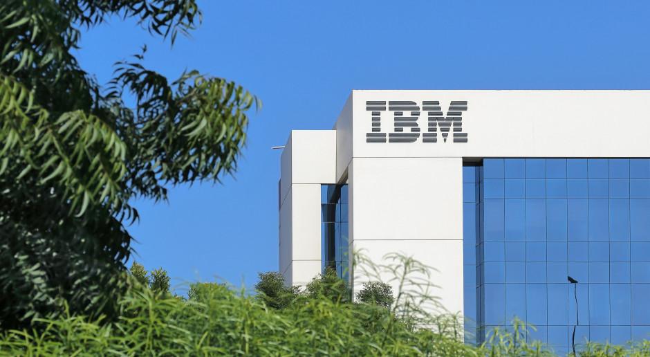 IBM zarobił mniej, ale tak zaskoczył in plus