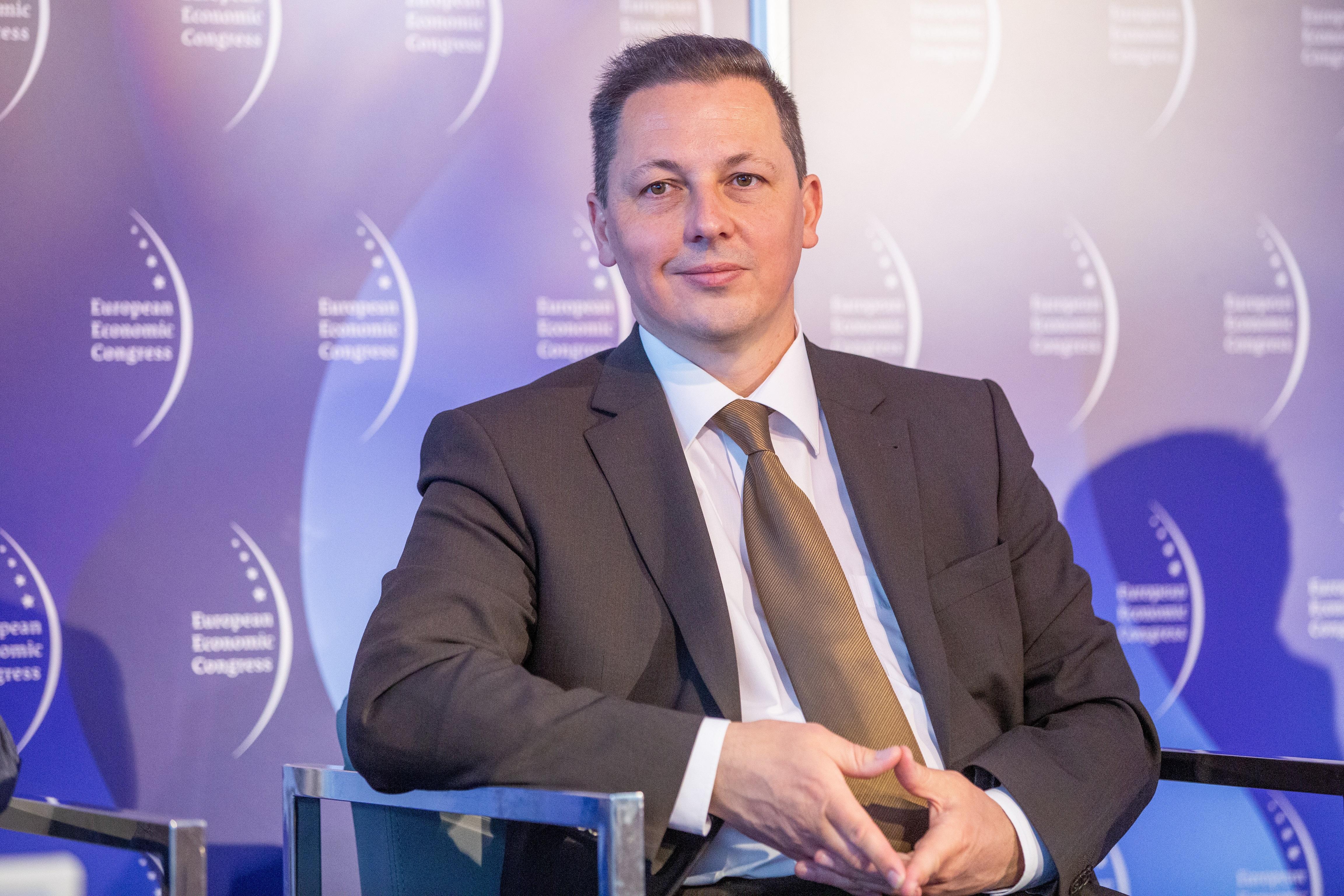 Grzegorz Kita, prezes, założyciel, Sport Management Polska, fot. PTWP