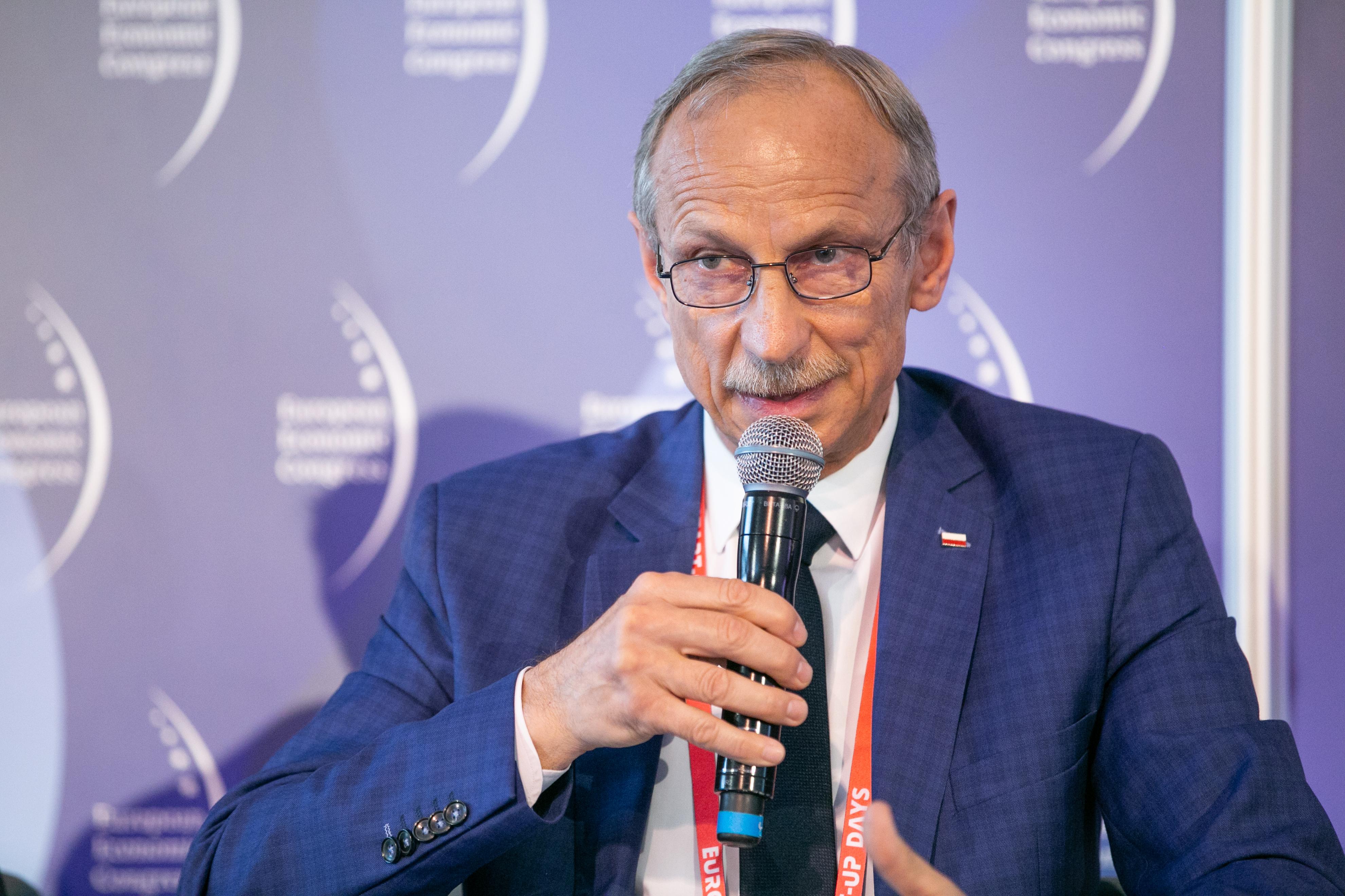 Jan Widera, podsekretarz stanu, Ministerstwo Sportu i Turystyk, fot. PTWP
