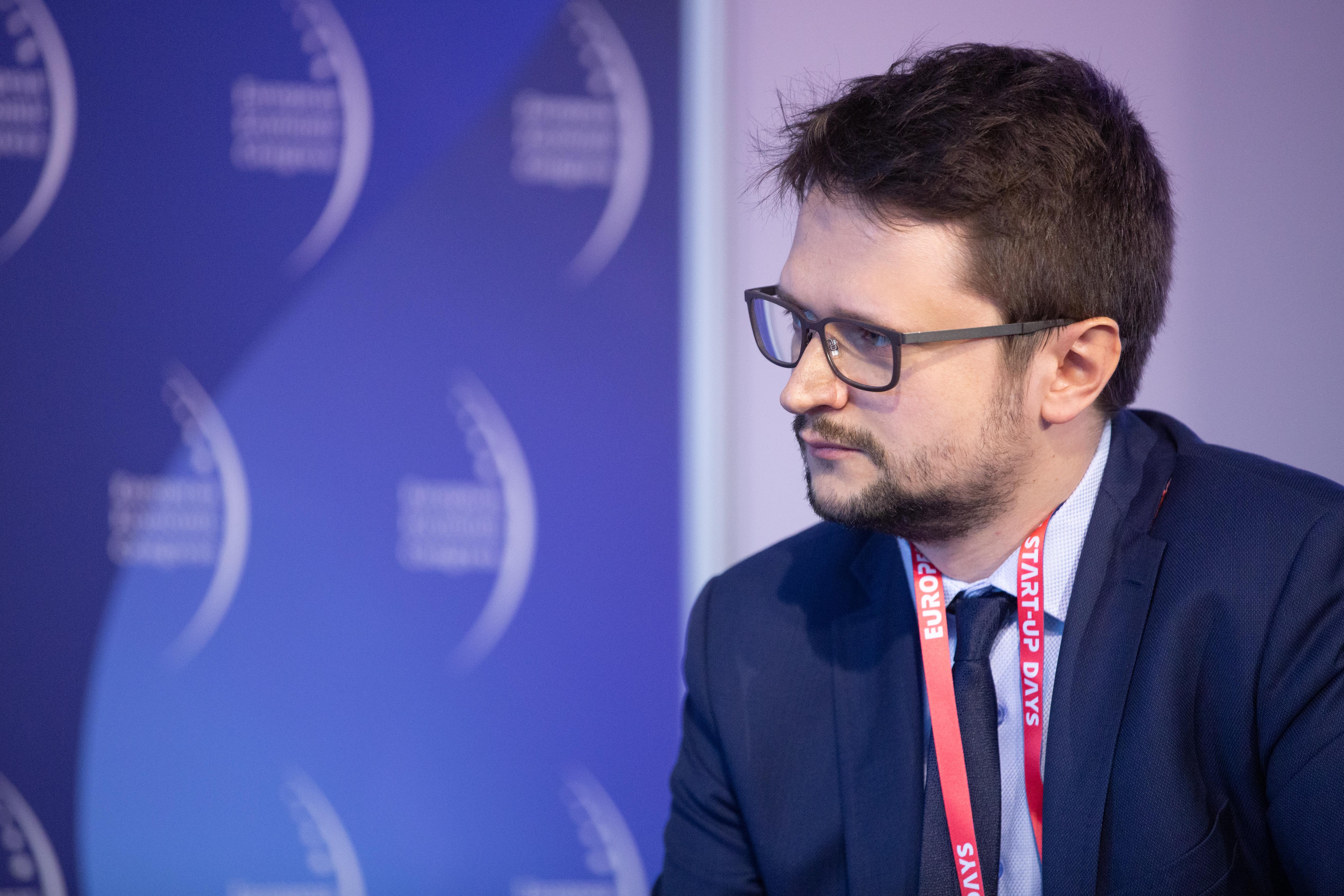 Robert Tomaszewski, starszy analityk ds. energetycznych w Polityka Insight