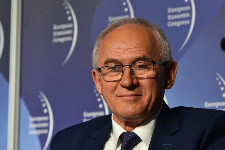 Krzysztof Tchórzewski, minister energii. Fot. PTWP