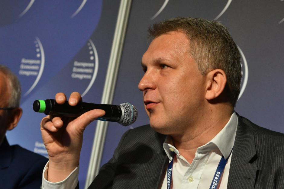 Jarosław Wajer, partner w Dziale Doradztwa Biznesowego EY. Fot. PTWP