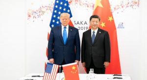 """Relacje USA-Chiny zmierzają do """"punktu, z którego nie ma powrotu"""""""