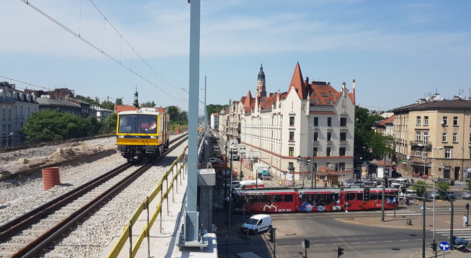 Krakowska rewolucja kolejowa się dokonała