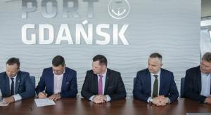 Polskie firmy zainteresowanie inwestowaniem w Porcie Centralnym w Gdańsku