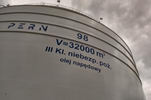 PERN rozbudowuje bazę paliw w Boronowie