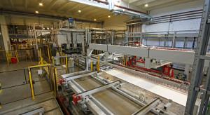 W nowąprasę włożyli 8,5 mln euro. Pozwoli podwoić produkcję płyt MFC