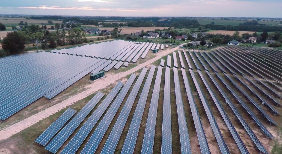 Słoneczny panel przemysłowy. Ta branża idzie za ciosem