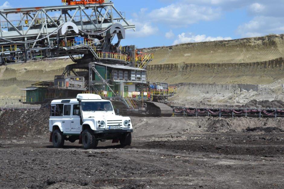 Pojazd będzie użytkowany przez pracowników kopalni podczas standardowych prac, które na co dzień wykonywane są przez pojazdy terenowe o podobnych parametrach. Fot. Mat. pras.