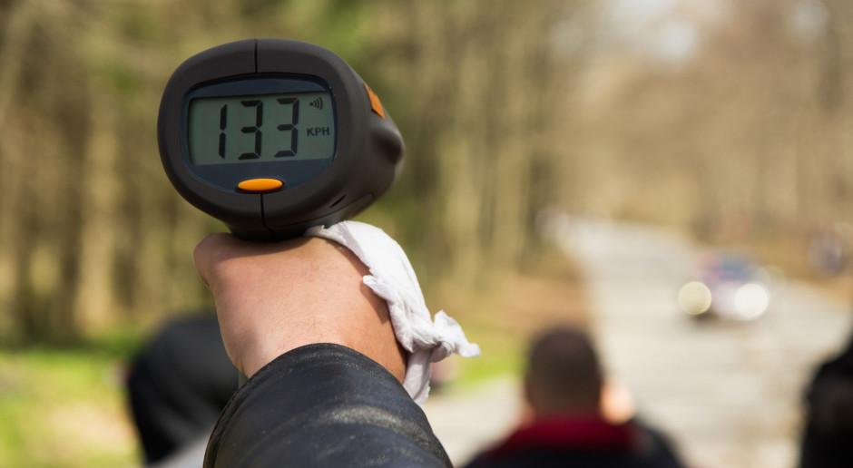 W całej Polsce ruszył kaskadowy pomiar prędkości