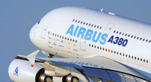 Airbusy A380 mogą mieć pęknięcia na skrzydłach