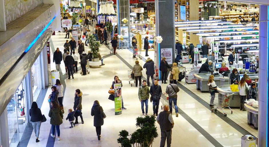 Zakaz handlu w niedzielę nie zniechęcił Polaków do centrów handlowych