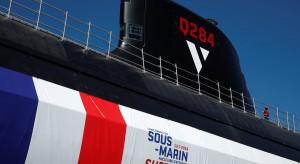 Wodowanie najnowocześniejszego na świecie okrętu atomowego