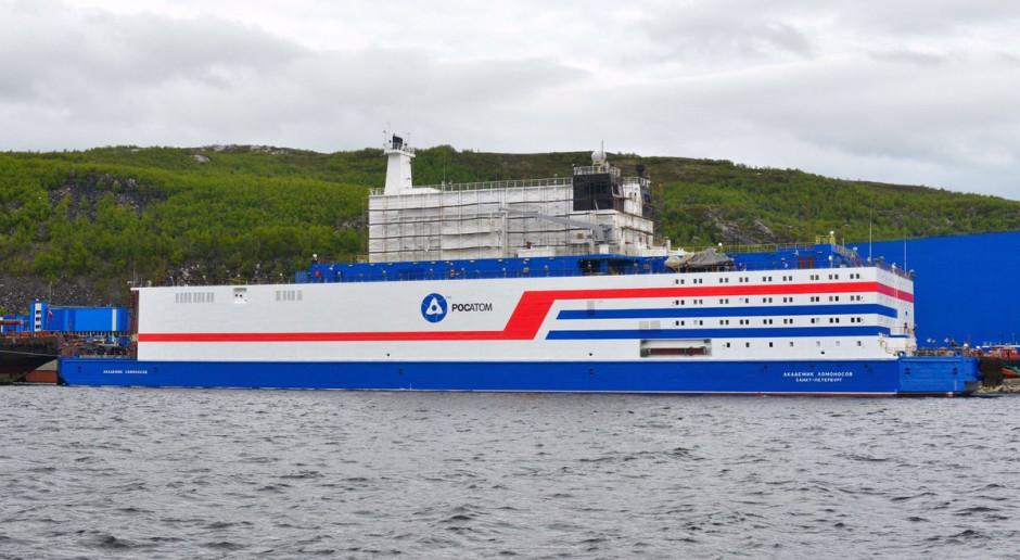 Kanada z niepokojem patrzy na plany Rosji dot. rozwoju pływających elektrowni jądrowych