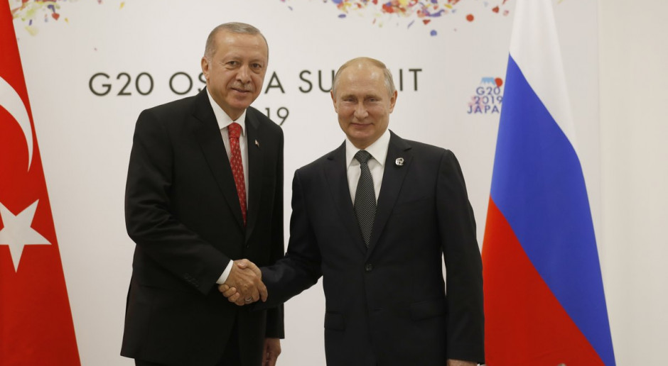 Erdogan: porozumienie z Rosją ws. S-400 najważniejsze w historii Turcji