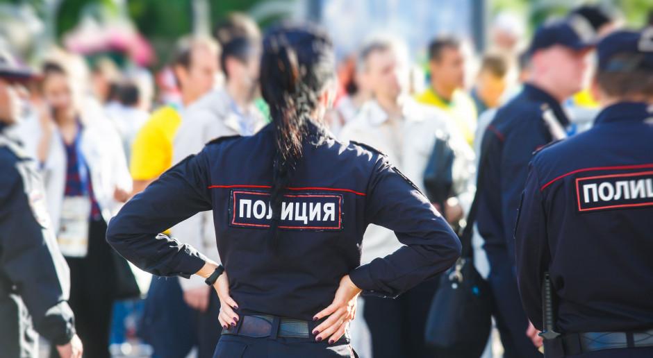 Policja zatrzymała lidera rosyjskiej opozycji Nawalnego