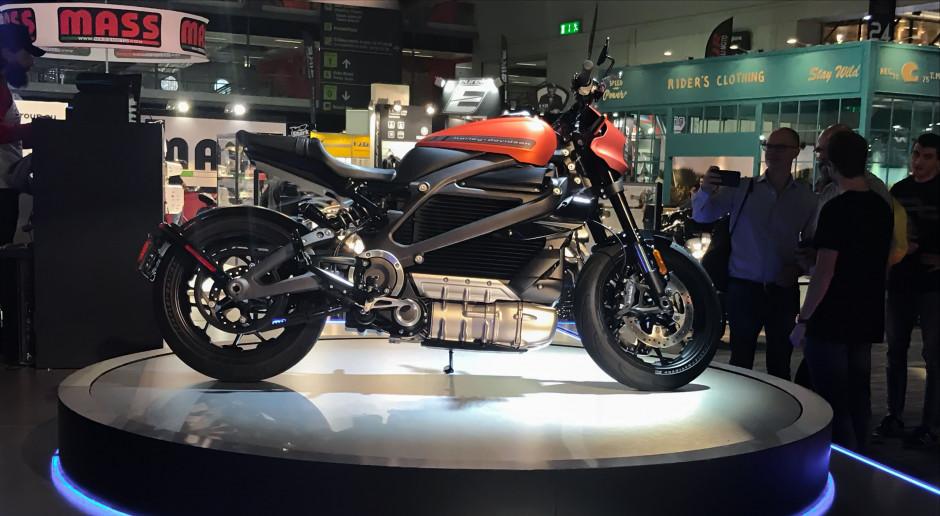 Harley-Davidson wypuści elektryczny motocykl z darmowym dostępem do ładowarek