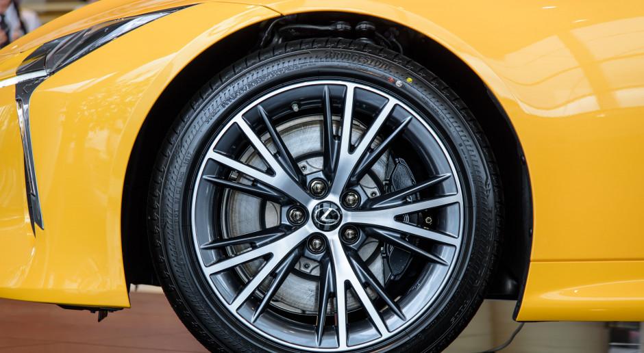 Lexus wypuści model LC także w wersji cabrio