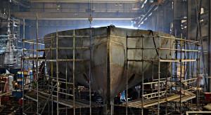 Rośnie zatrudnienie w polskim przemyśle okrętowym