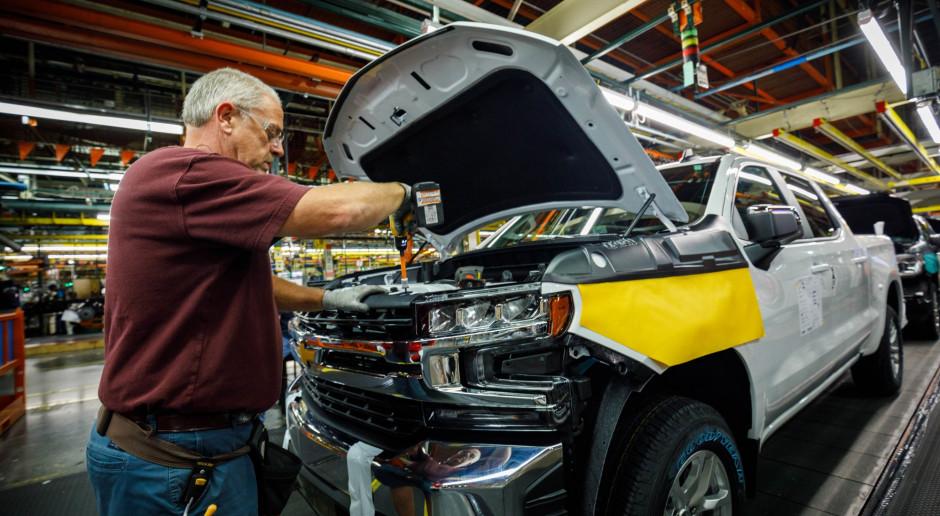 General Motors wzywa do serwisów 3,5 mln samochodów