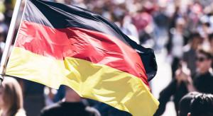Niemiecka produkcja przemysłowa spadła o prawie 11 proc.