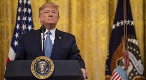 Impeachment to historyczne wydarzenie, ale Donald Trump nie straci urzędu