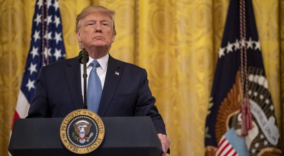 """Trump grozi Ankarze """"zniszczeniem gospodarki"""""""