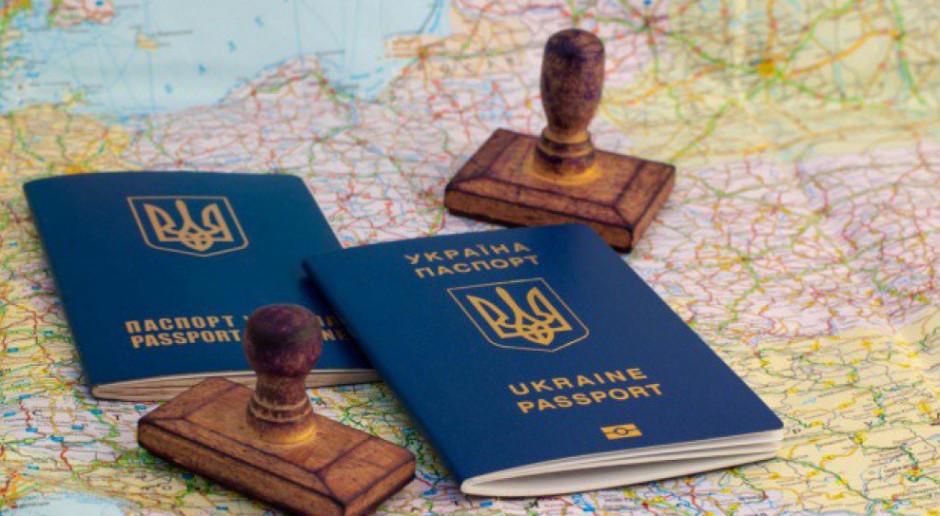 Od środy obywatele Ukrainy otrzymują polskie wizy pracownicze