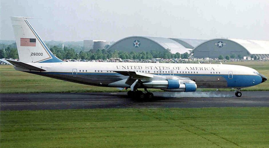 Boeing 707 - samolot, który uczynił latanie przez Atlantyk prostszym