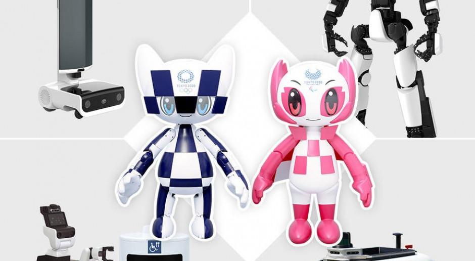 Roboty Toyoty pozwolą poczuć się jak gość olimpiady w Tokio